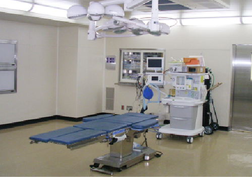 手術室改築