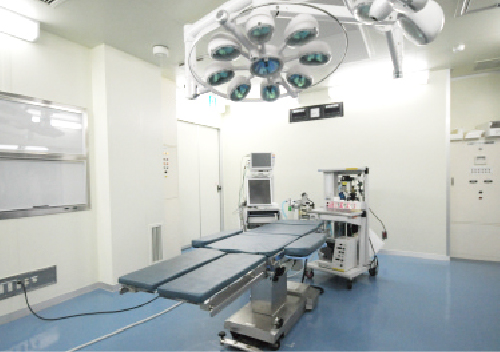 手術室増設