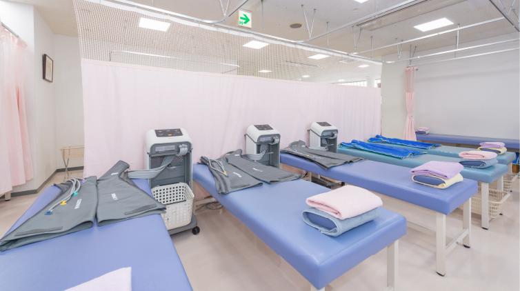 リハビリ室(物理療法)イメージ
