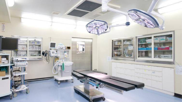 無菌手術室イメージ