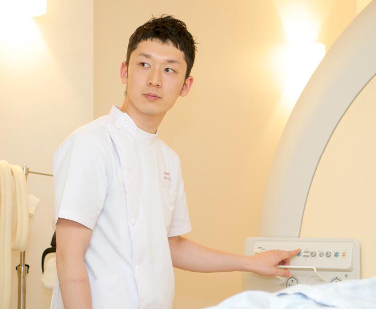 診療放射線技師メインイメージ