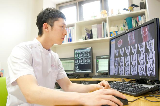 診療放射線技師サブイメージ